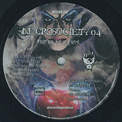 NECROSOCIETY 04 - NECROSOCIETY