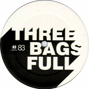 NHS83 - HOSPITAL Records - NU:TONE - Three Bags Full / Strange Encounter