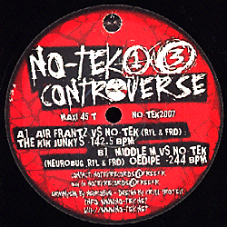 NO TEK 13 - NO-TEK Records - VARIOUS