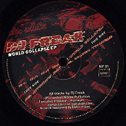 NP 01 - NOIZE POLLUTION