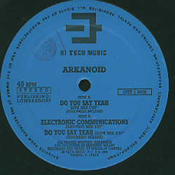 OUT 3470 - HI TECH MUSIC