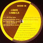 PRO-AM 006 - PRO-ACTIVE MUSIC - J-DUBYA - I-Funk E.P.