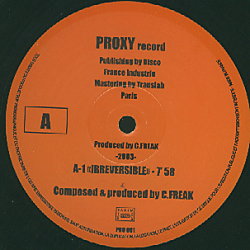 PROXY 01 - PROXY Record
