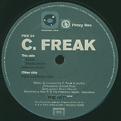 PROXY 04 - PROXY Record