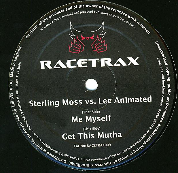 RACETRAX009 - RACETRAX - VARIOUS