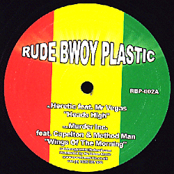 RBP 002 - RUDE BWOY PLASTIC - VARIOUS