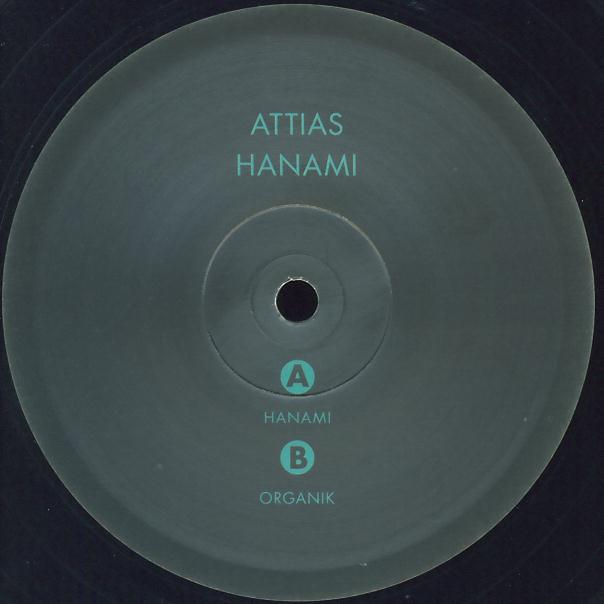 RH-LTD 029 - RUSH HOUR RECORDINGS - ATTIAS - Hanami