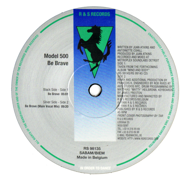 RS 98135 - R&S RECORDS