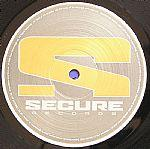 SCR002 - SECURE Records - DJ? ACUCRACK - Loudmouth / Chronic
