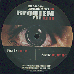 SHADOW 03 - SHADOW GOVERNEMENT