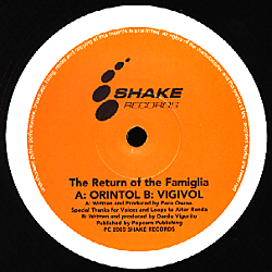 SHAKE REC 05 - SHAKE Records