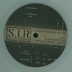 SIR001 - SEVEN INCH Recordings