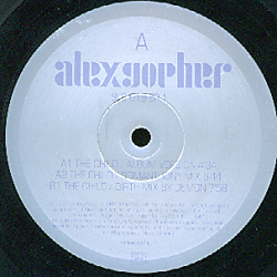 SLD 019 - DISQUES SOLID - ALEX GOPHER