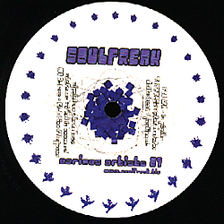SOUL FREAK 01 - SOULFREAK