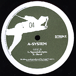 SWR 04 - STRIKE work records