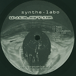 SYNTHE LAB 002 - SYNTHE.LABO