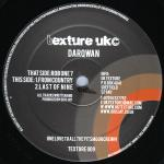 TEXTURE 009 - TEXTURE Records - DARQWAN - Rob One 7