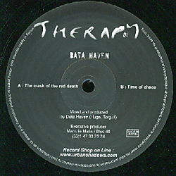 THERAPY 001 - THERAPY
