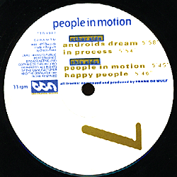 TTR 1007 - TWO THUMBS Records
