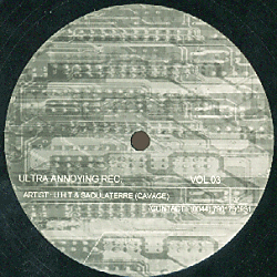 UA 03 - ULTRA ANNOYING