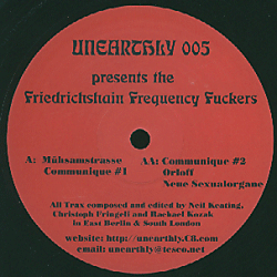 UNLY 005 - UNEARTHLY