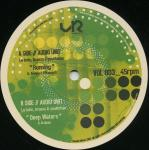 VDL 003 - VANDAL Records - AUDIO UNIT - Running / Deep Waters