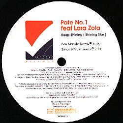 VECTOR 015 - VECTOR Records - PATE N°1 - Shining Star