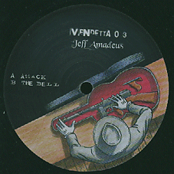 VENDETTA 03 - VENDETTA