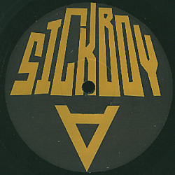WOOD 006 - WOOD Records - SICKBOY