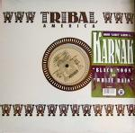 Y-58307 - TRIBAL AMERICA - KARNAK - Black Moon / White Rain