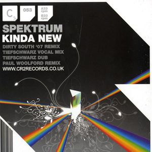 12C2053 - CR2 Records - SPEKTRUM
