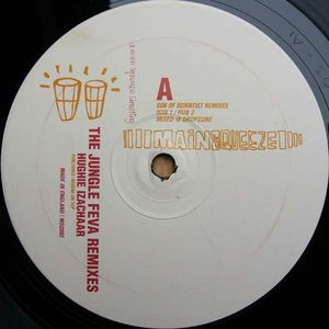 MSQ 003 - MAIN SQUEEZE - HUGHIE IZAACHAR - The Jungle Feva (Remixes)