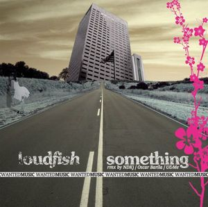 WM002 - WANTED MUSIC - LOUDFISH - Something
