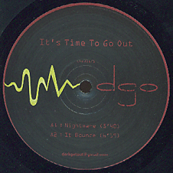 LP 23 01 - DARK GET OUT - DGO - It's Time To Go Out