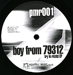 PMR001 - POSSIBLE MUSIC