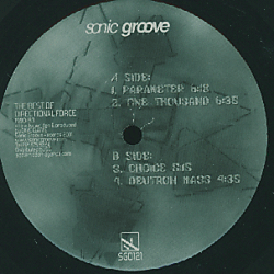 SG0121 - SONIC GROOVE Records